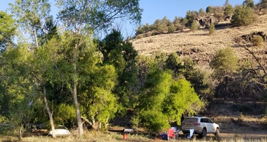 Black Canyon Campground - Lower