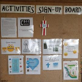 The Activities Board