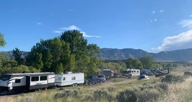 Hellgate Campground