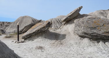 Toadstool Geological Park & Campground