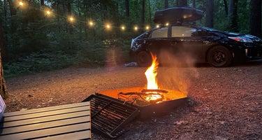 Otter Creek Park Campground