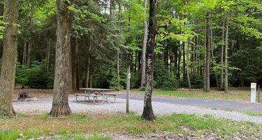 Duman Lake County Park