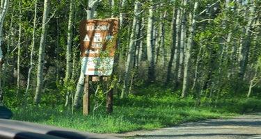 Uinta National Forest Blackhawk Campground