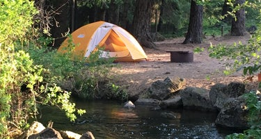 Big Cedars County Campground