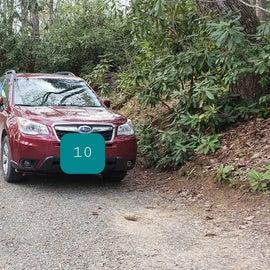 Fancy Gap Blue Ridge Pkwy KOA Site 10