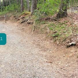 Fancy Gap Blue Ridge Pkwy KOA Site  11