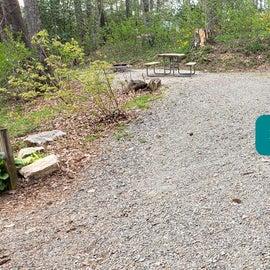 Fancy Gap Blue Ridge Pkwy KOA Site  12