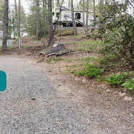 Fancy Gap Blue Ridge Pkwy KOA Site  14