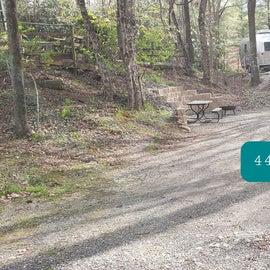 Fancy Gap Blue Ridge Pkwy KOA Site  44