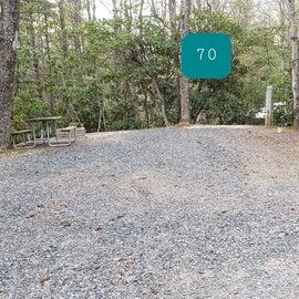 Fancy Gap Blue Ridge Pkwy KOA Site  70