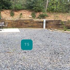 Fancy Gap Blue Ridge Pkwy KOA Site  75