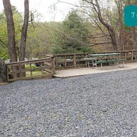 Fancy Gap Blue Ridge Pkwy KOA Site  76