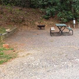 Fancy Gap Blue Ridge Pkwy KOA Site  81