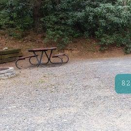 Fancy Gap Blue Ridge Pkwy KOA Site  82