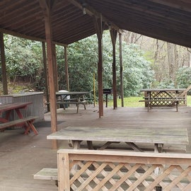 kitchen pavilion for all campers