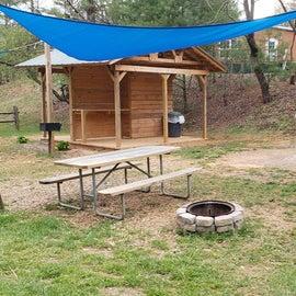 Fancy Gap Blue Ridge Pkwy KOA Site  T84