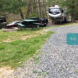 Fancy Gap Blue Ridge Pkwy KOA Site  60