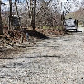 Grayson Highlands SP Site 64