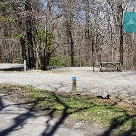Grayson Highlands SP Site 65