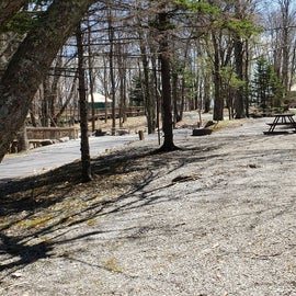 Grayson Highlands SP Site 59