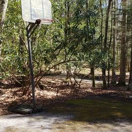 baketball hoop