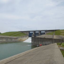 Dam at COE