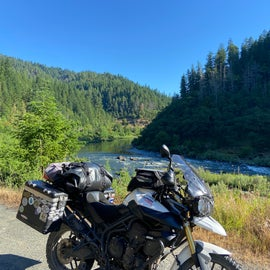 A great ride & Camp