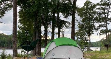 Stevens Gap Campground