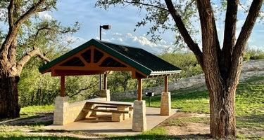Crosbyton Rest Area East