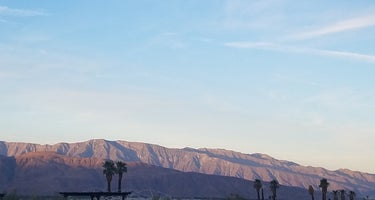 Borrego Palm Canyon in Anza Borrego Desert State Park