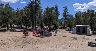 Arch Dam Campground