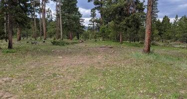 Utah Forest Road 13 Dispersed Camping