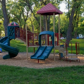 campground play area