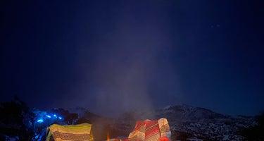 Deep Creek Hot Springs Campground