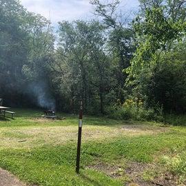 Camp site #80