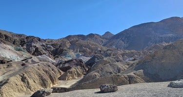 Death Valley/Mesquite Spring