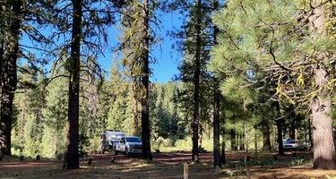 Goumaz Campground - Lassen National Forest