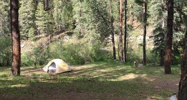 Rio De Las Vacas Campground