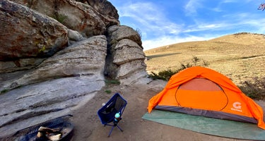 City of Rocks National Reserve Campground