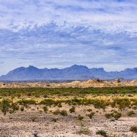 Visited this location on the way to Chisos Campground