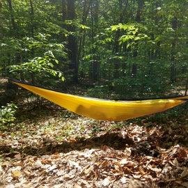 Lots of hammock opportunities!