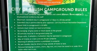 Brush Memorial RV Park & Campground