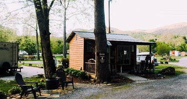 Mountain River Family Campground