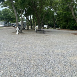 Sites in front of park