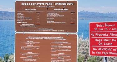 Rainbow Cove Campground