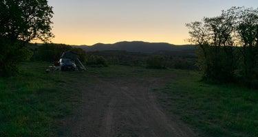 Sheep Creek Dispersed Camping