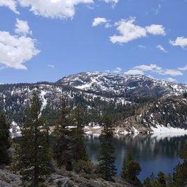 view at gem lake