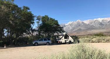Taboose Creek Campground