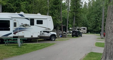 Bonner County Fairgrounds Campground