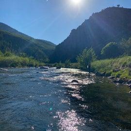 frying pan river